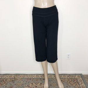 Lululemon Straight Leg Athletic Leggings Crops